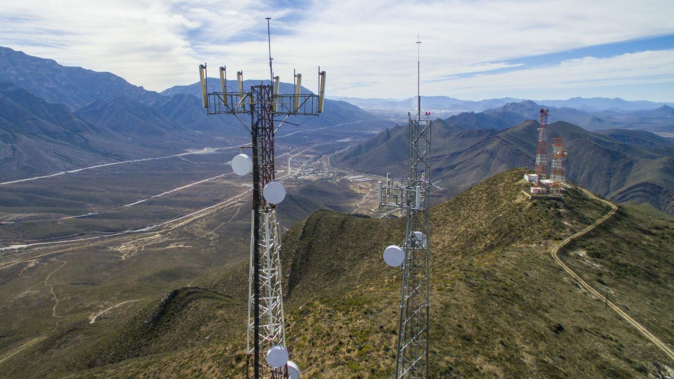 Inspección de Antenas de Telecomunicaciones